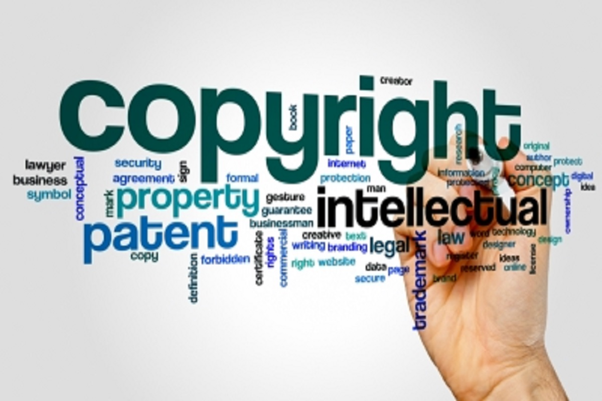 how to copyright a business idea